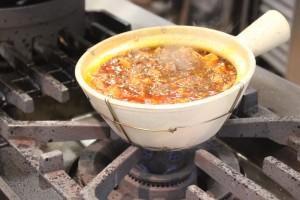 麻婆豆腐土鍋VER