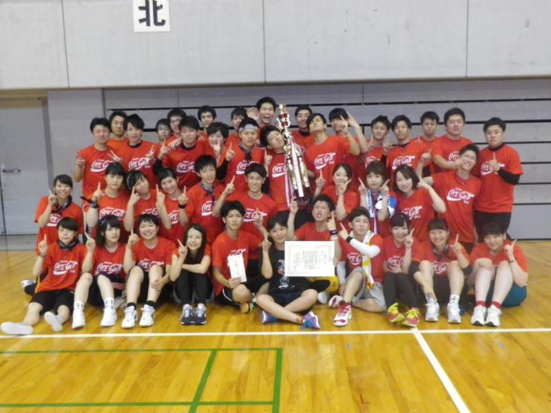 クラスの絆を深めたスポーツ大会!優勝