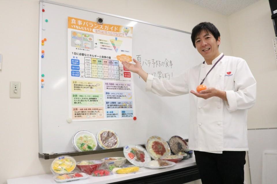 ★8.1AM夏バテ予防の食事 (3)