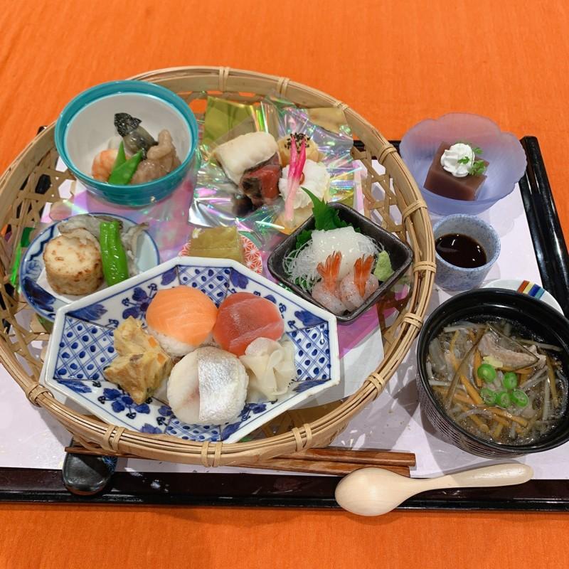 日本1週目 秋を満喫ランチ
