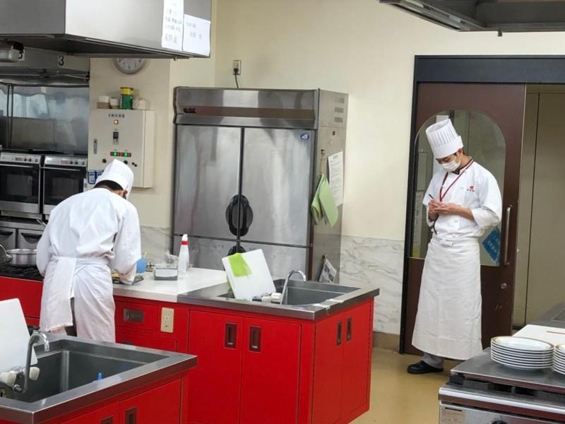 【西洋】調理技術_技能五輪2020_2.12.11_201211