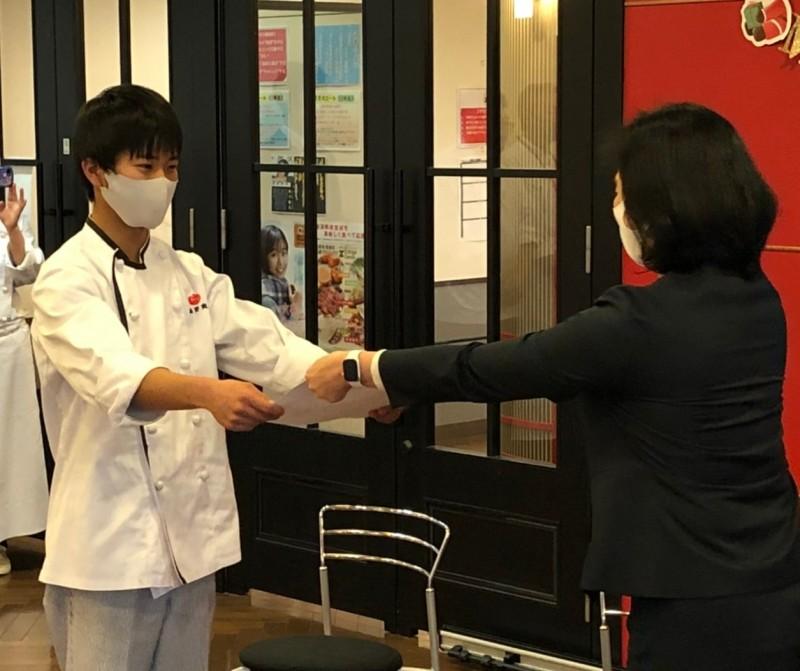 調理技術レベル発表会 2020_0.12.11_201211