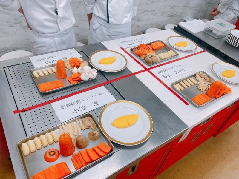 【西洋】調理技術_技能五輪2020_0.12.11_201214