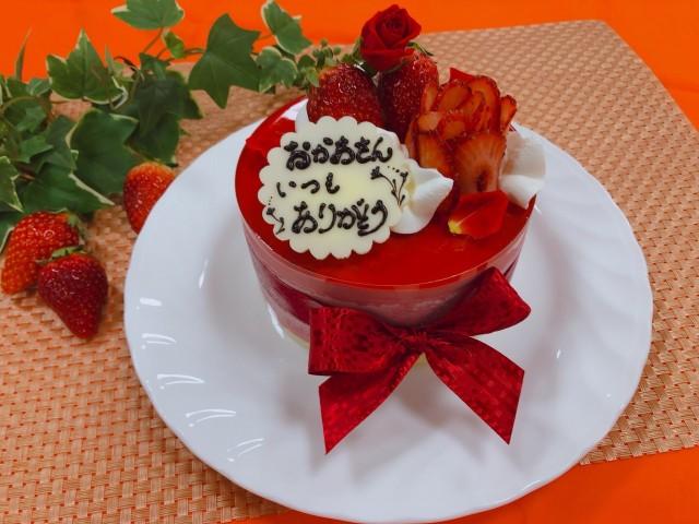 0508母の日ケーキ