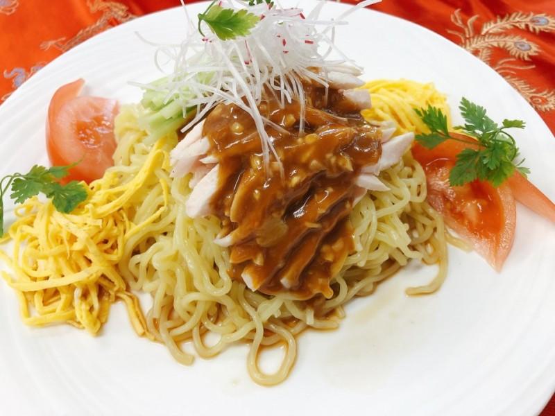 0722棒棒鶏涼麺